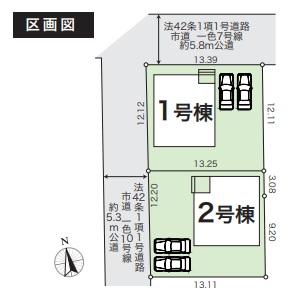 新築戸建 西尾市一色町一色東塩浜 名鉄西尾線西尾駅 1900万円