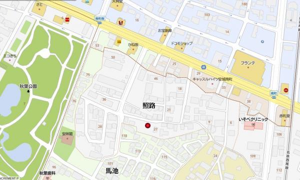 中古戸建 安城市安城町照路 名鉄西尾線南安城駅 4999万円