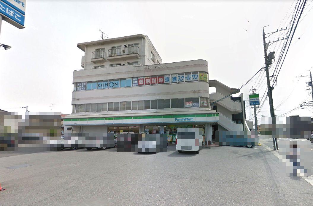 ファミリーマート 新安城店
