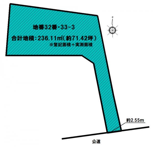 土地 安城市里町御地蔵 名鉄名古屋本線新安城駅 1180万円