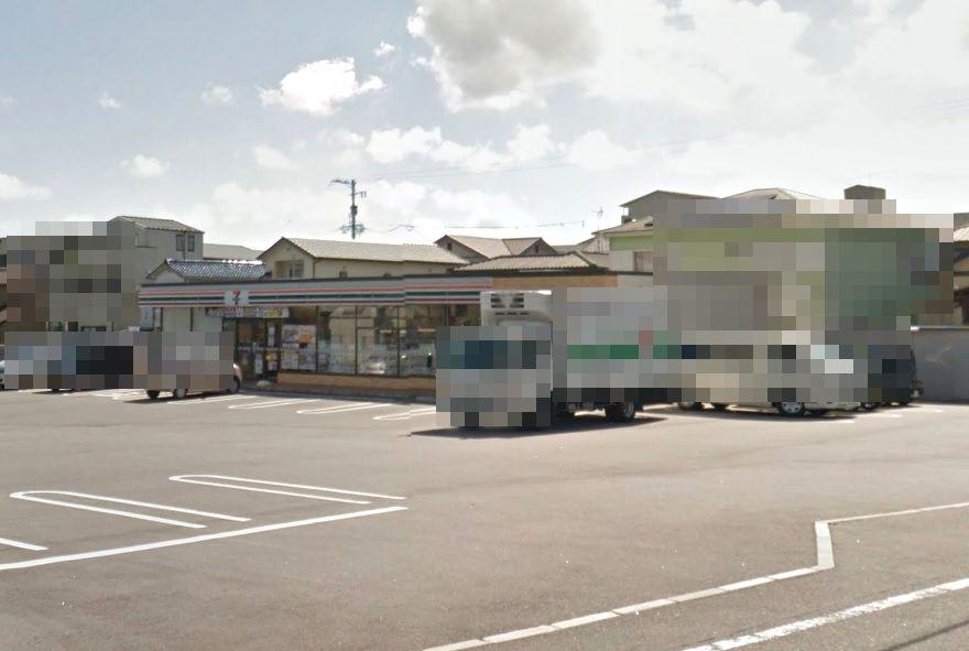 セブン-イレブン 安城古井町店
