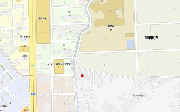 中古戸建 高浜市神明町6丁目 名鉄三河線三河高浜駅 2500万円