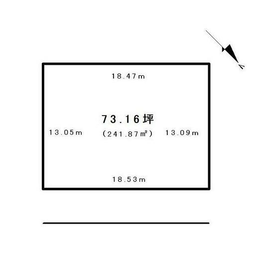 土地 碧南市栗山町2丁目 名鉄三河線碧南中央駅 1738万円
