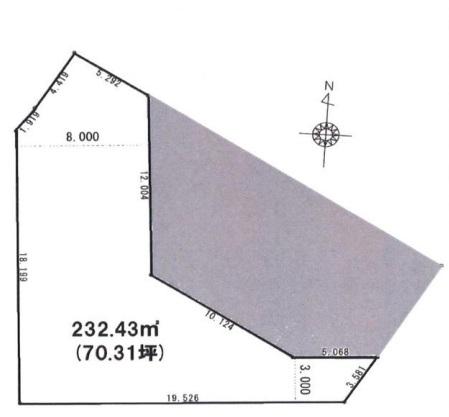土地 安城市緑町2丁目 JR東海道本線(熱海〜米原)東刈谷駅 7200万円