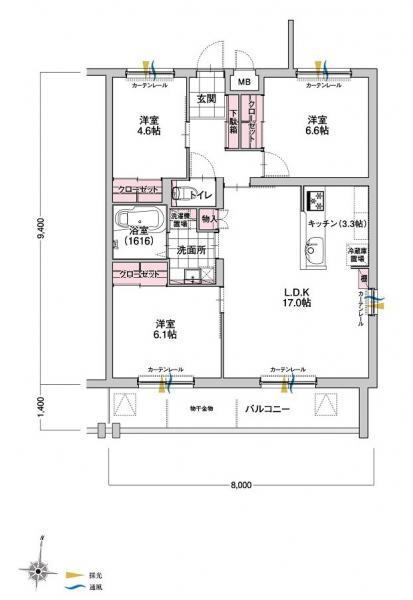 新築マンション 安城市桜井町新田 名鉄西尾線桜井駅 2190万円
