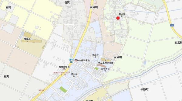 土地 愛知県西尾市家武町札木5番 名鉄西尾線西尾口駅 1243万円