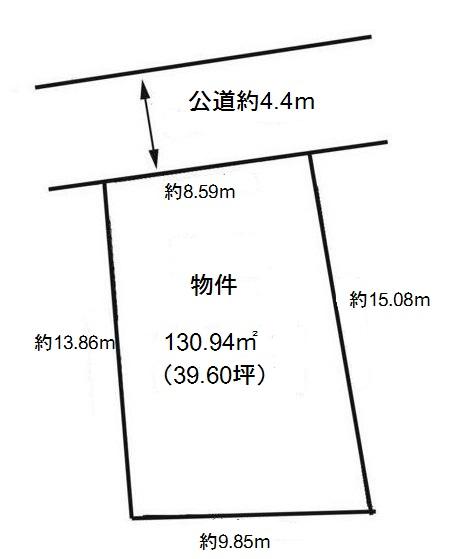 土地 愛知県西尾市中畑町東側 名鉄西尾線西尾駅 1188万円
