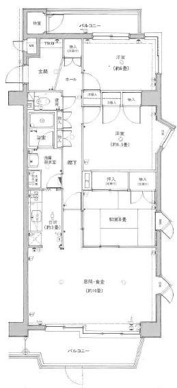 中古マンション 浜松市中区曳馬6丁目 JR東海道本線(熱海〜米原)浜松駅 830万円