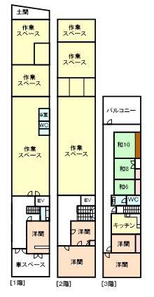 ビル 高岡市丸の内 あいの風とやま鉄道高岡駅 800万円