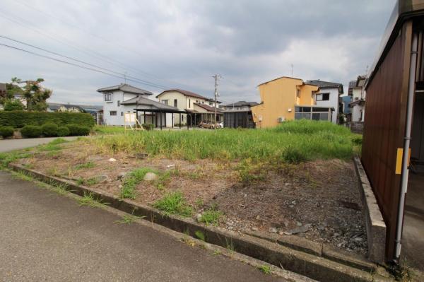 土地 富山市稲代 高山本線笹津駅 580万円
