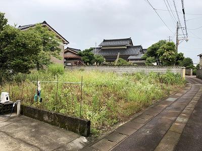 土地 富山県射水市白石405 あいの風とやま鉄道呉羽駅 230万円