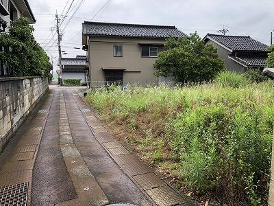 土地 富山県射水市白石405 あいの風とやま鉄道呉羽駅 250万円