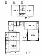 中古戸建 鳥取県米子市古豊千  1350万円