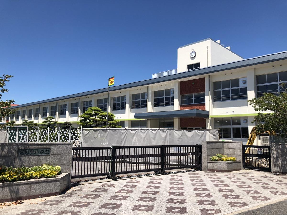 佐賀市立東与賀小学校