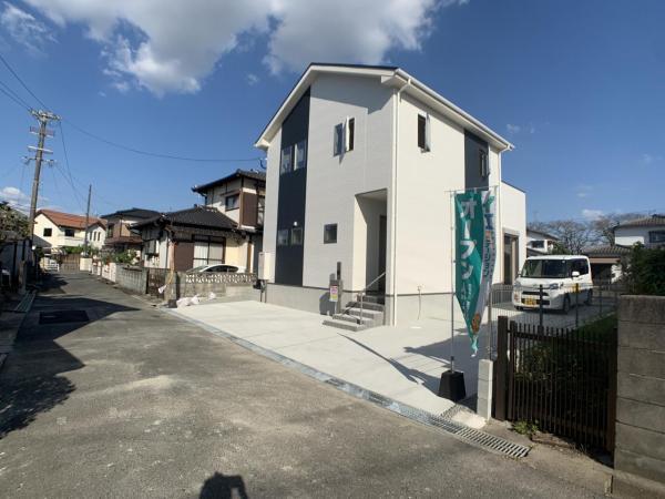 新築戸建 佐賀市中折町10-28 JR長崎本線佐賀駅 2698万円