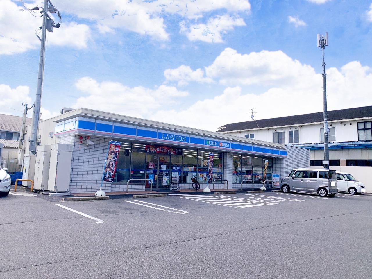 ローソン 佐賀新栄東店