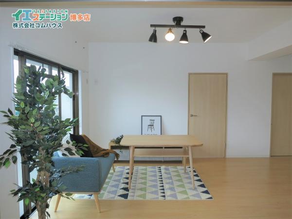 中古マンション 福岡市東区二又瀬 JR篠栗線柚須駅 1698万円