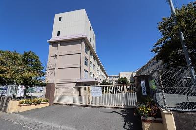 福岡市立三筑中学校