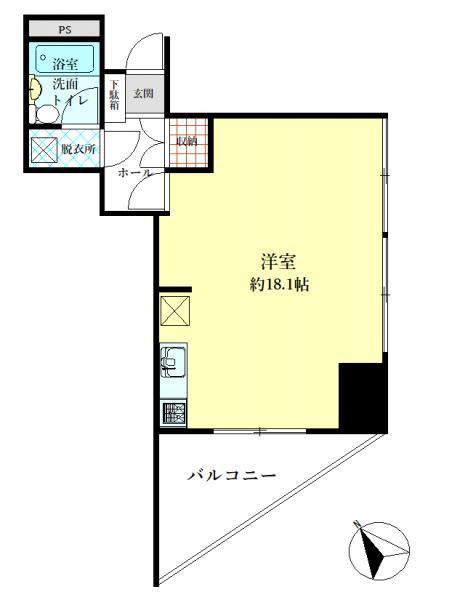 中古マンション 福岡県宗像市神湊666 JR鹿児島本線東郷駅 380万円