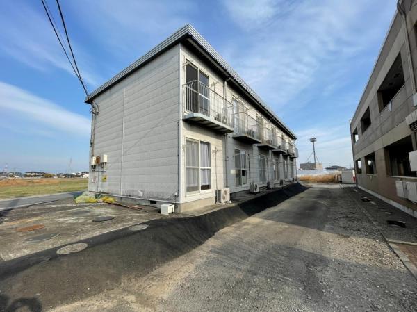 アパート 高崎市沖町 JR信越本線群馬八幡駅 3400万円