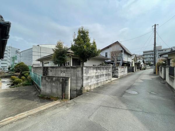 土地 高崎市江木町 JR高崎線高崎駅 2580万円