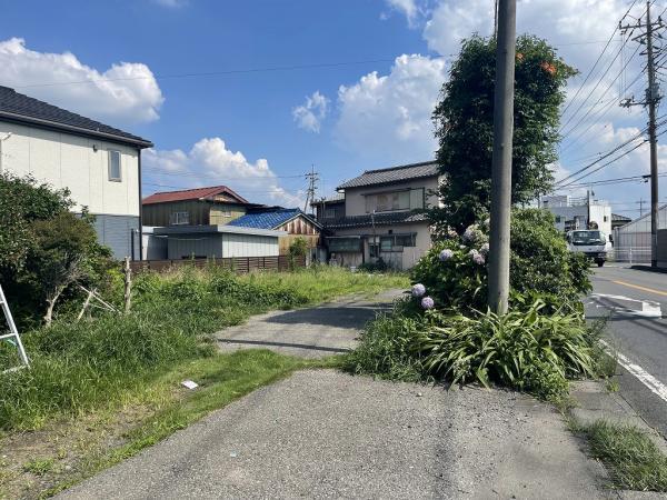 土地 前橋市亀里町 JR両毛線前橋駅 760万円