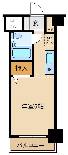 中古マンション 高崎市元紺屋町 JR高崎線高崎駅 320万円