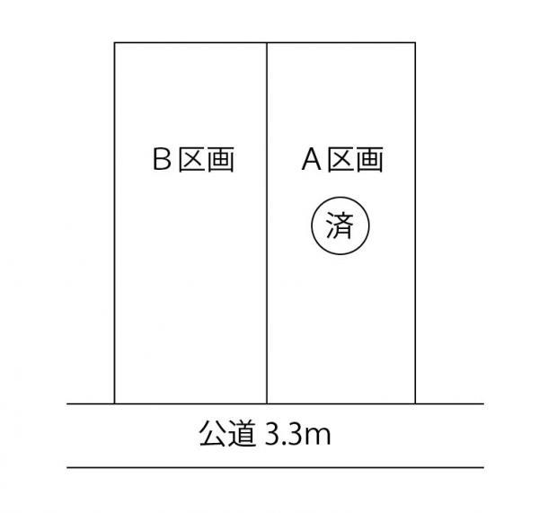 土地 群馬県高崎市稲荷台町178-2 JR上越線新前橋駅 750万円