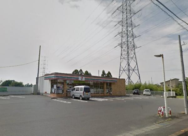 セブンイレブン榛東山子田店