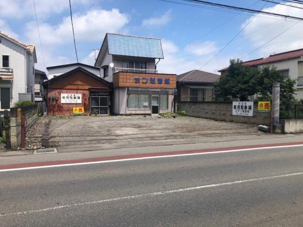 土地 群馬県高崎市江木町155-3 JR高崎線高崎駅 4260万円