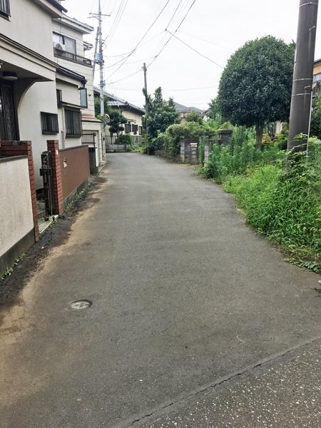 土地 所沢市大字下安松 西武池袋線秋津駅 980万円