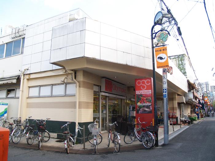 オリンピック ひばりヶ丘店