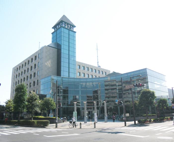 東久留米市役所