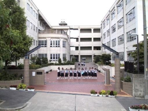 名古屋市立左京山中学校