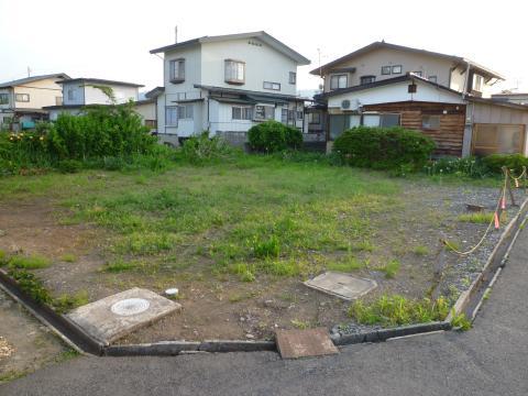土地 山形県米沢市吾妻町 駅 150万円