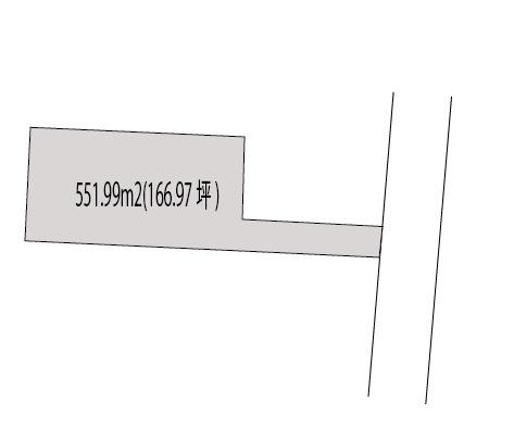 土地 山形県米沢市城西4丁目2-2 JR米坂線西米沢駅 300万円
