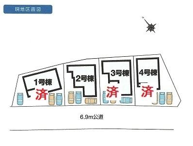 新築戸建 上田市御所 上田電鉄別所線三好町駅 2090万円