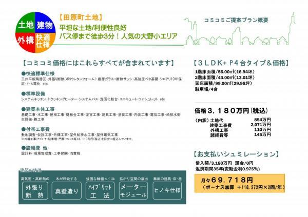 土地 佐世保市田原町 松浦鉄道野中駅 820万円