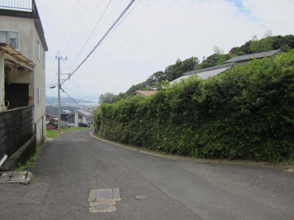 土地 佐世保市横尾町 松浦鉄道山の田駅 750万円