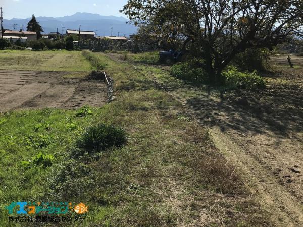 土地 西条市桑村 JR予讃線伊予三芳駅 55万円