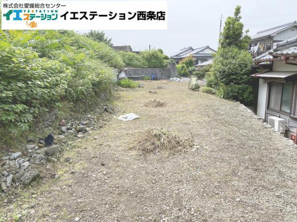 土地 新居浜市中筋町2丁目 JR予讃線新居浜駅 250万円