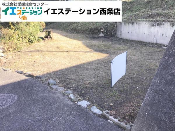 土地 新居浜市中筋町2丁目 JR予讃線新居浜駅 280万円