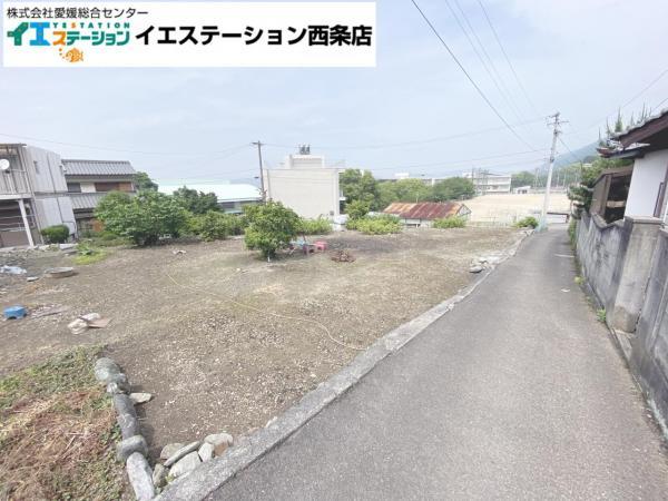 土地 新居浜市中筋町2丁目 JR予讃線新居浜駅 350万円