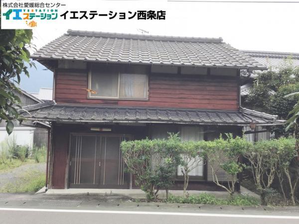 土地 西条市丹原町石経 JR予讃線玉之江駅 250万円
