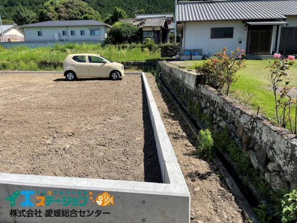 土地 新居浜市山田町 JR予讃線新居浜駅 1290万円