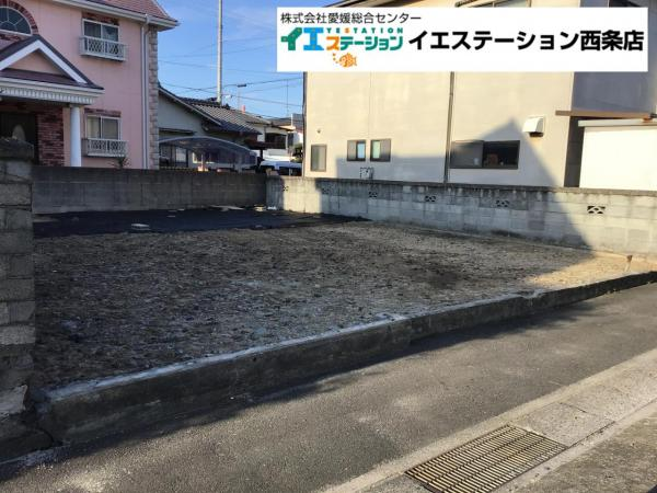 土地 新居浜市港町 JR予讃線新居浜駅 250万円