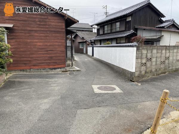土地 今治市桜井1丁目 JR予讃線伊予桜井駅 260万円