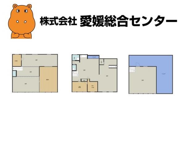 中古戸建 今治市別宮町2丁目 JR予讃線今治駅 500万円
