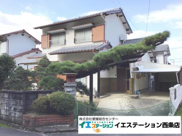 中古戸建 新居浜市萩生 JR予讃線中萩駅 450万円