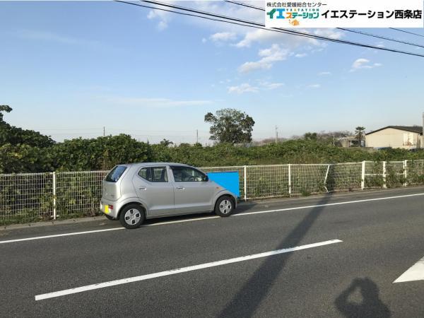 土地 西条市西田 JR予讃線石鎚山駅 350万円